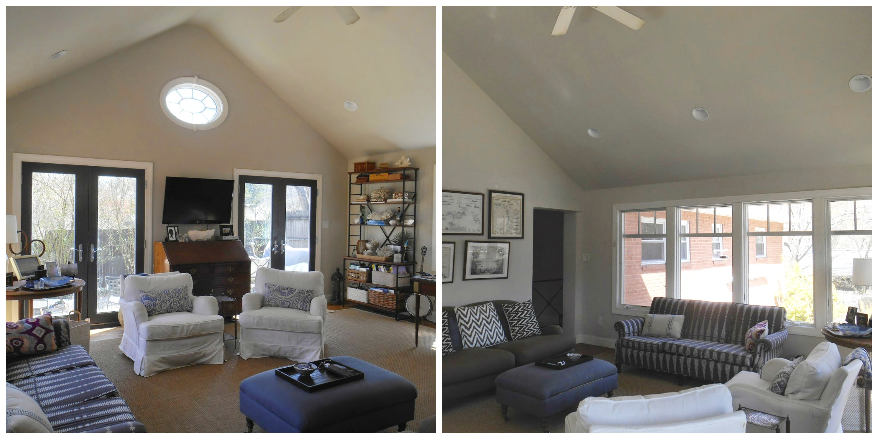 My notting hill blog - Family Room Home Painting