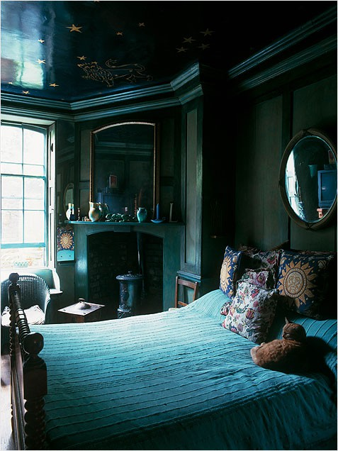 monday color inspiration dark green rooms the easypaint